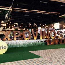 The 2nd edition of the Reencuentro del Vino Argentino and the Wine Fair 'Expovinos' was held in Colombia