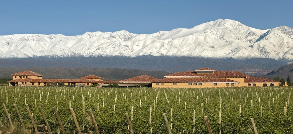 Agrelo, the touristic heart of Argentine wine