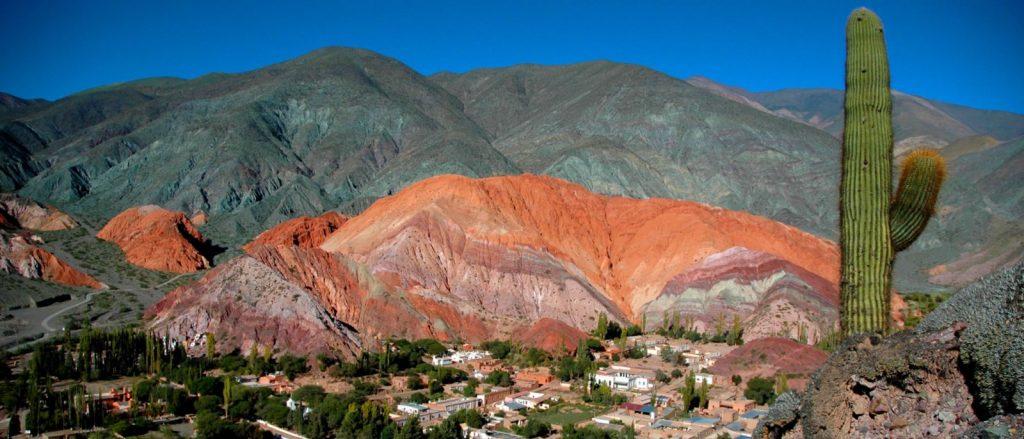"""""""Quebrada de Humahuaca"""" a new GI for Northern Argentina"""