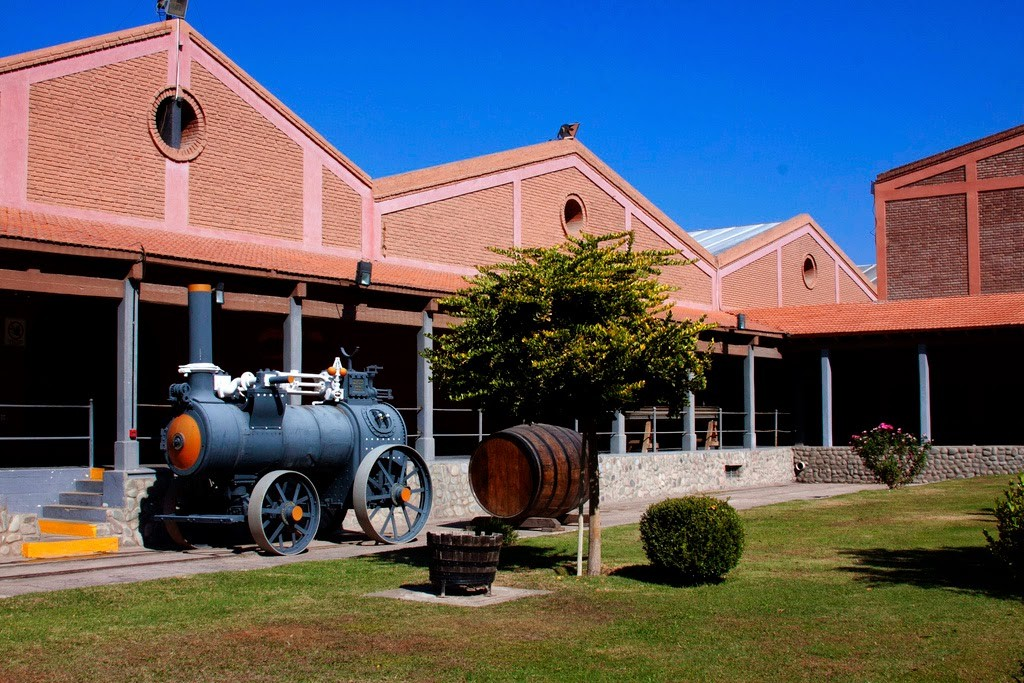 The history of Argentine wine can be found in its wineries
