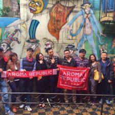 Aroma Republic in Argentina