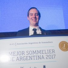 Who is the best sommelier of Argentina 2017?