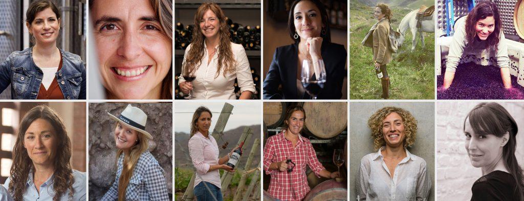 Descubra 12 mulheres do vinho argentino