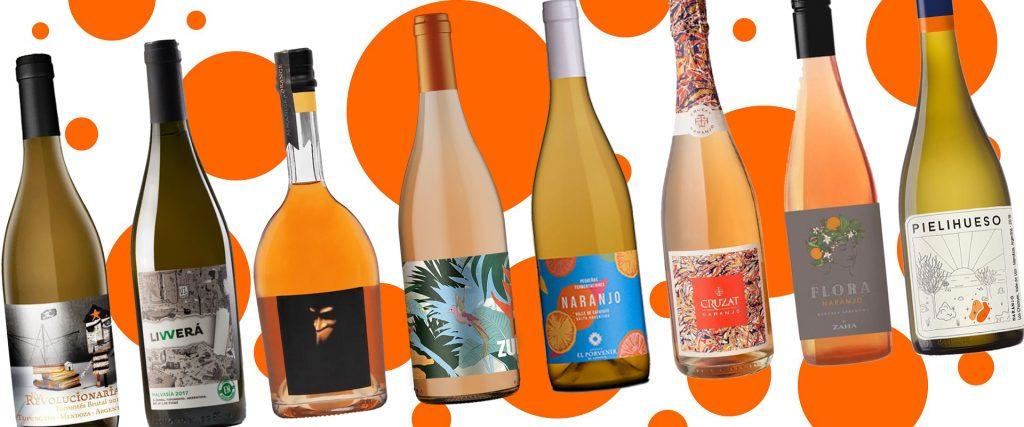 Orange wines in Argentina